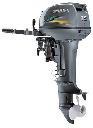 Motor de Popa Yamaha 15 GMHS - Jetco Brasil