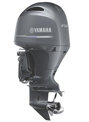 Motor de Popa Yamaha F150 DETL - Jetco Brasil