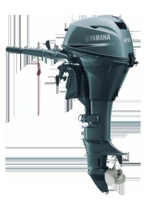 Motor de Popa Yamaha F20 BMHS - Jetco Brasil