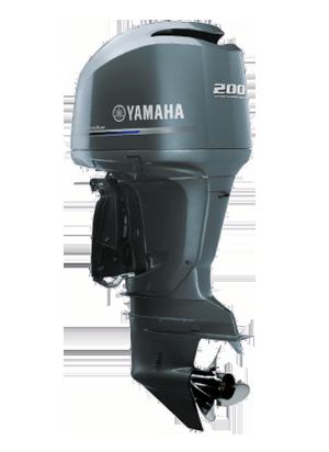 Motor de Popa Yamaha F200 FETL - Jetco Brasil