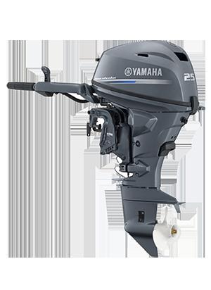Motor de Popa Yamaha F25 GMHS - Jetco Brasil