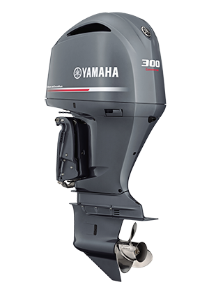 Motor de Popa Yamaha F300 DETX - Jetco Brasil