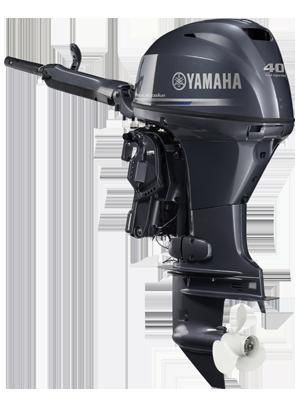 Motor de Popa Yamaha F40 FEHDS - Jetco Brasil