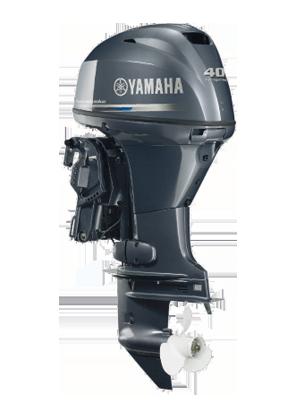 Motor de Popa Yamaha F40 FETL - Jetco Brasil