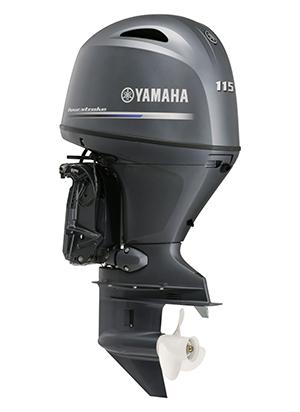 Motor de Popa Yamaha FL115 BETX - Jetco Brasil