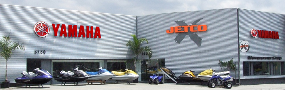 Concessionária Yamaha Oficial - Jetco Brasil