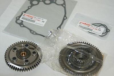 Kit de Engrenagem Yamaha Jetski - Jetco Brasil