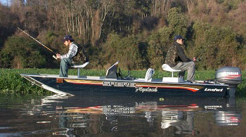 Motor de Popa para Barco de Pesca