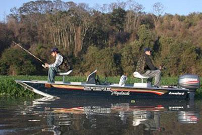 Motor de Popa para Pesca