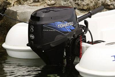 Motor de Popa Tohatsu