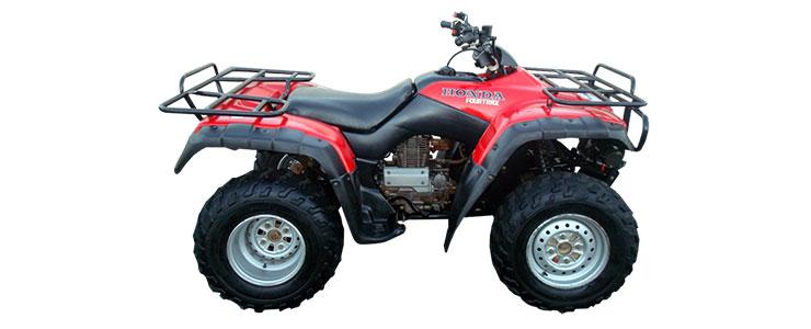 Quadriciclo Honda - Jetco Brasil